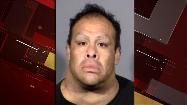 Julio Caesar Gonzalez and 23 other defendants were indicted for an auto accident scheme. (LVMPD)