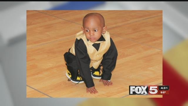 Ayden Brown poses for a photo in this undated image (Lindsey Licari / FOX5).