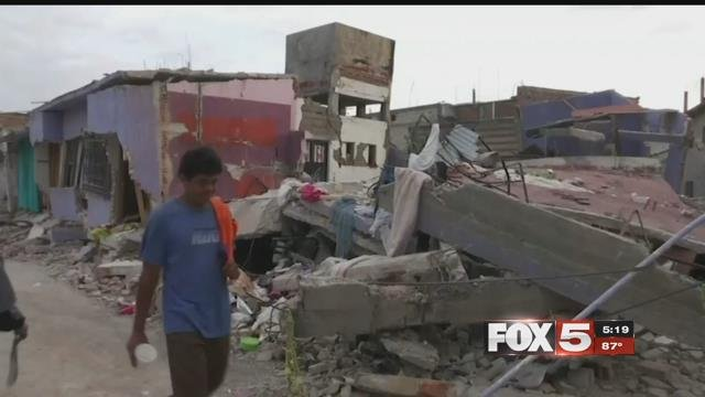 Casa Guerrero is collecting donations to aid those suffering from the earthquake in Mexico.