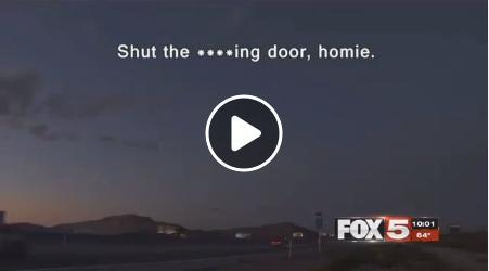 A bus driver calls 911 to report an unruly passenger. (Gai Phanalasy/ FOX5)