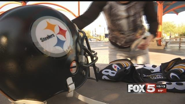 A valley woman said she's giving up on her once-beloved Pittsburgh Steelers. (FOX5)
