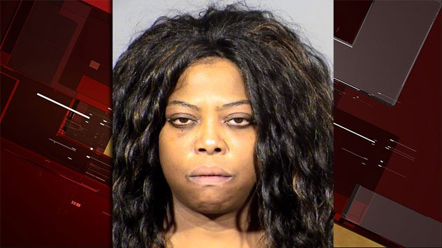 Shaquilla Stafford (Source: LVMPD)