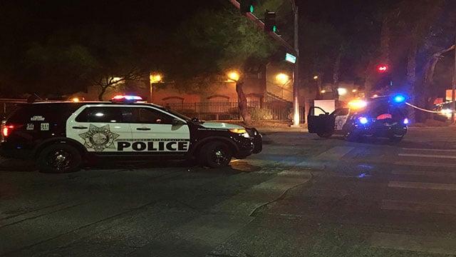 Crash in east Las Vegas leaves 3 boys dead