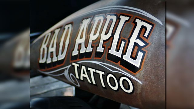 Bad Apple Tattoo is raising money for the victims of the Las Vegas shooting. (Bad Apple Tattoo/Instagram)