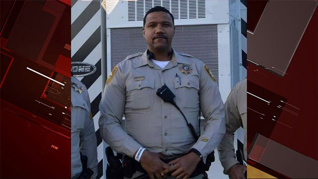 Metro Officer Hartfield was shot and killed when a shooter opened fire at the Route 91 Harvest Festival Oct. 1 (FOX5).