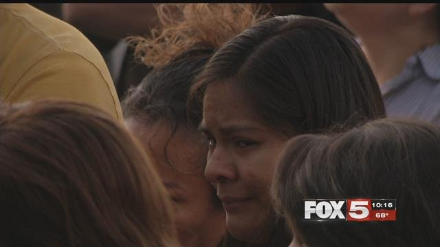 Families remembered three boys killed Saturday in a hit and run crash. (FOX5)