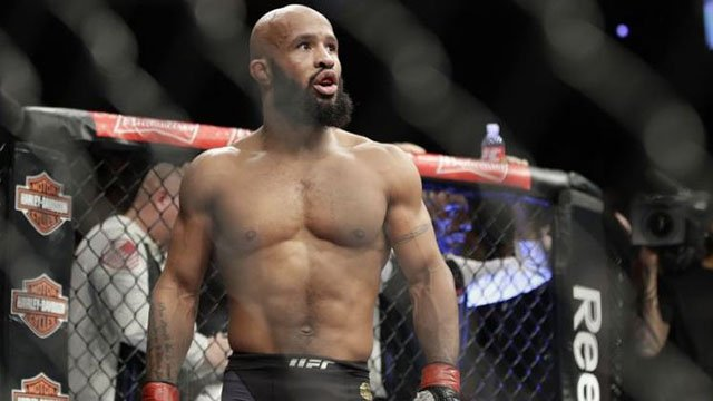 Demetrious Johnson made UFC history on Saturday night at UFC 216. (AP)