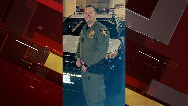 Officer Samuel Wittwer / Photo: Metro PD