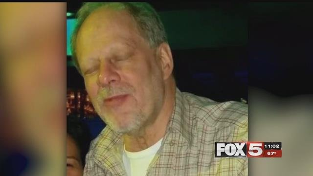Stephen Paddock is shown in an undated image. (File)