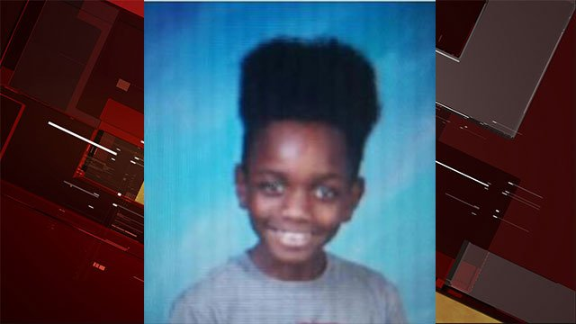 Jahvanni Jordan, 10, is shown in this undated photo (LVMPD).