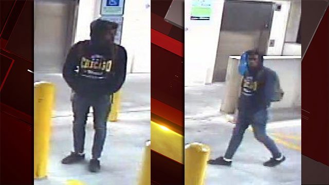 Police released images of the suspect. (Source: LVMPD)