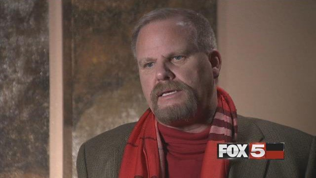 Kevin Child, member of Clark County School District's Board of Trustees. (FOX5)