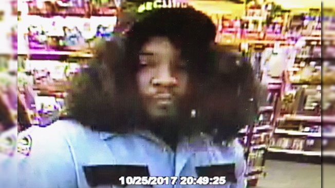 Police released an image of a man suspected of robbing a business on Oct. 25, 2017. (Source: LVMPD)