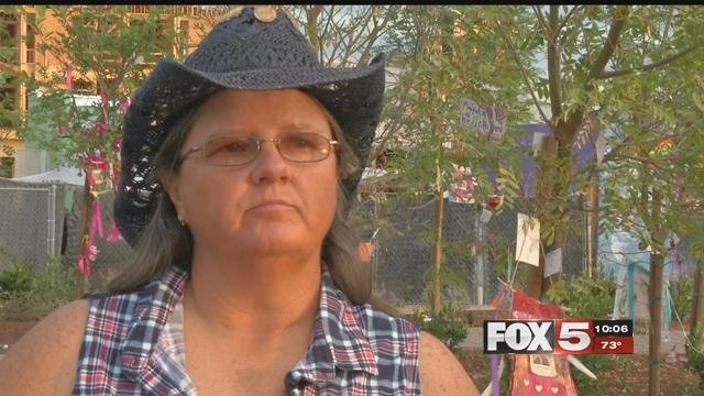 Sue Ann Cornwell saved several people in 1 October. (FOX5)