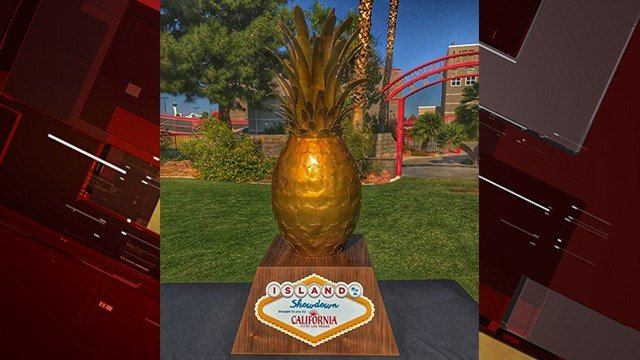 UNLV and UH will play for the Island Showdown Trophy starting Saturday. (UNLV)