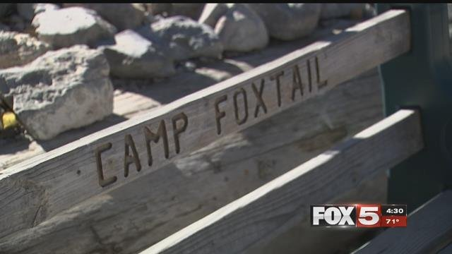 The Girl Scouts announced it will close Camp Foxtail. (FOX5)