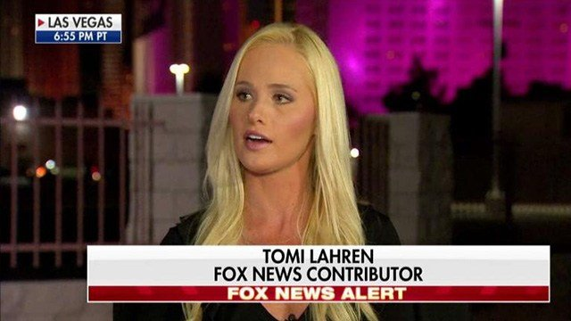 Fox News host Tomi Lahren credited UNLV for much of her success. (Photo: Fox News)