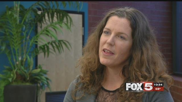 Safe Nest CEO Liz Ortenburger discusses the link between mass shooters and domestic violence (FOX5).