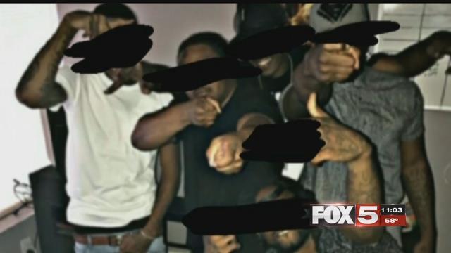 FOX5 takes an inside look at gangs in Las Vegas.