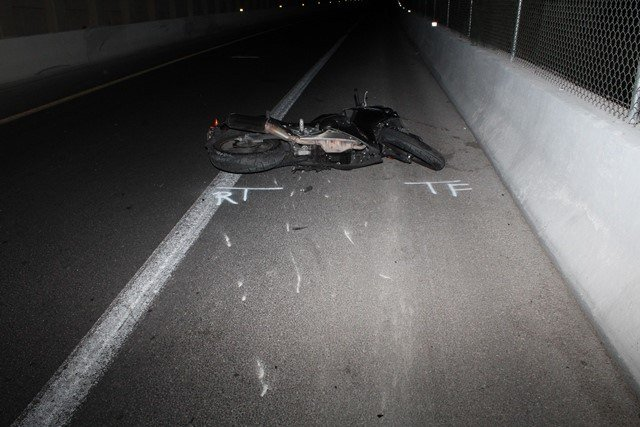 The victim of a Sept. 8 crash has died. (NHP)