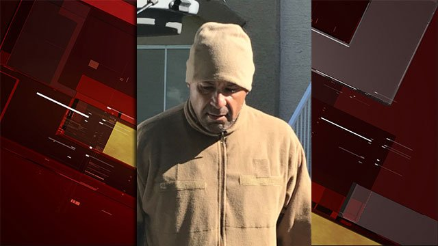 Police are searching for Norberto Espinoza in connection with a carjacking and burglary. (Source: LVMPD)
