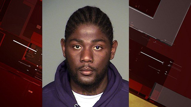 Marcus Maddox is suspected in his daughter's killing and son and wife's battery. (Photo: LVMPD 2015)