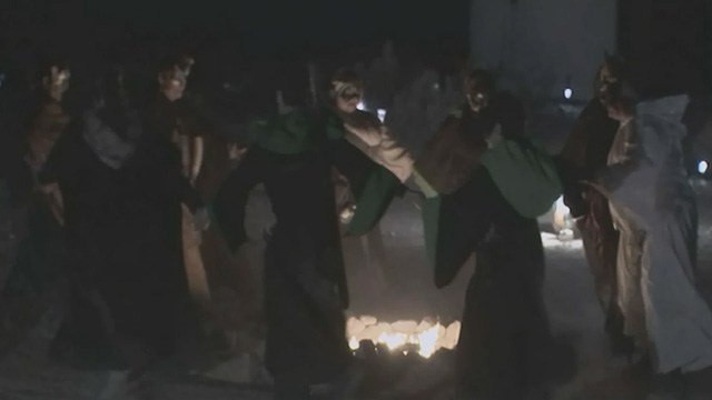 Las Vegas Wiccans said their religion is not about hexes nor devil worship. (FOX5)