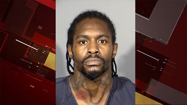 Dominique Williams, 30, is the suspect in the 7/11 shooting (LVMPD / FOX5).