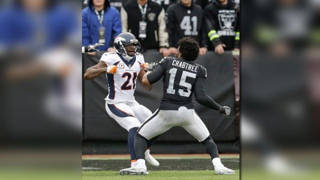 Talib, Crabtree suspended 2 games each for fighting