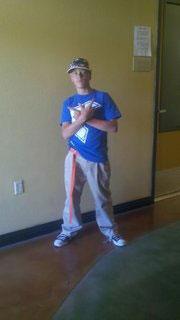 Trent Henrickson, 15 (Henderson PD)