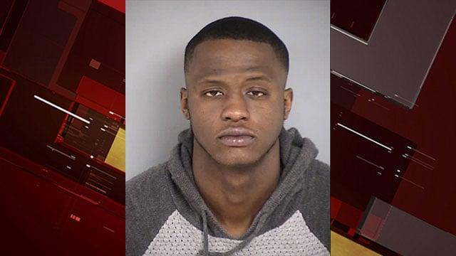 Jamario Washington, 20, was arrested in the murder of 18-year-old Abigail Fischl (NLVPD / FOX5).