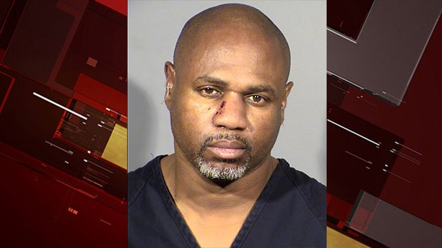 Thomas Cash, 52, faces one count of murder with a deadly weapon (FOX5 / LVMPD).