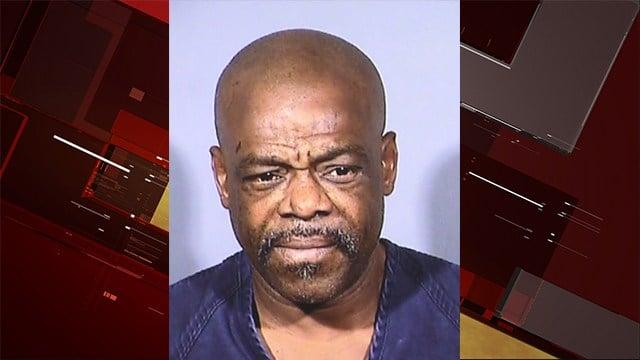 Richard Mitchell (Photo: Las Vegas Metro Police Dept.)