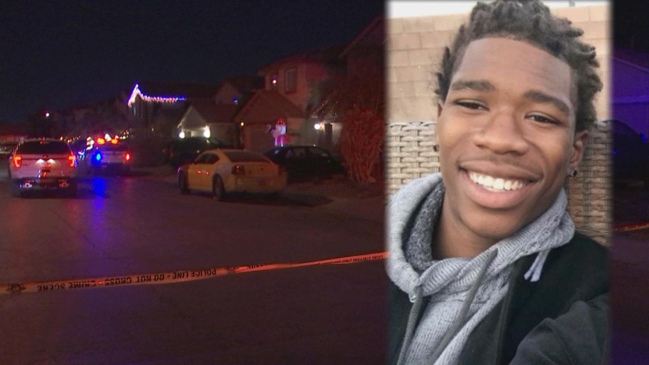 Ezekiel Devine was killed in a deadly stabbing on Dec. 11, 2017.
