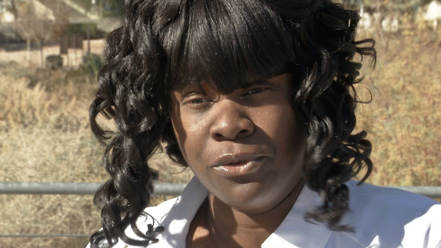 Aisha Page said she believed she was singled out at a local beauty supply store. (Kathleen Jacob/FOX5)