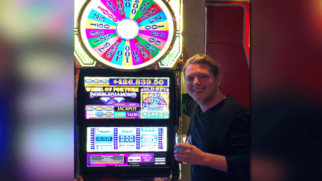 Man celebrating birthday wins $426K at The Cosmopolitan - | WBTV Charlotte