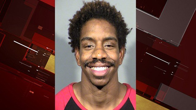 Calvin Franklin was arrested in California on Dec. 16 for a Nov. murder near the Four Queens hotel and casino, according to Metro Police. (Photo: LVMPD)
