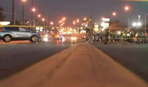 A third pedestrian killed in a crash on Dec. 13, 2017 has been identified. (Austin Turner/FOX5)