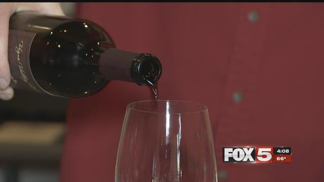 Clark County's first winery has opened to the public. (Jason Westerhaus / FOX5)