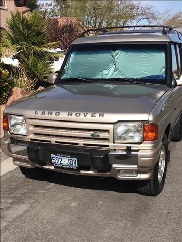 James Larochelle was last seen driving a tan 1998 Land Rover with a Nevadalicense plate 592-JBV, Metro said.(Photo: LVMPD)