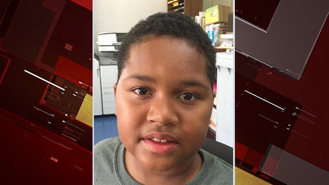 North Las Vegas Policeasked for the public'shelp to locate a missing endangered boy.