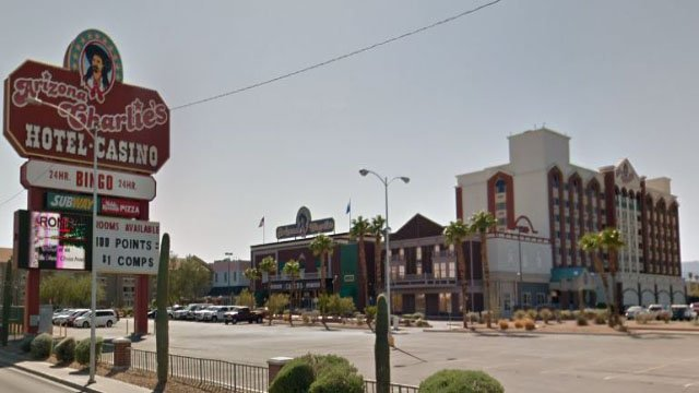 Arizona Charlie's Decatur hotel-casino. (Courtesy: Google maps)