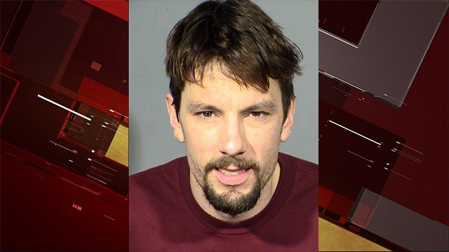Luis Busso, 38, was arrested for multiple counts of lewdness with a child on Jan. 4, 2018. (Photo: LVMPD)