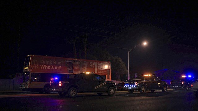NHP examines a fatal crash that eliminated a supposedly impaired driver( Gai Phanalasy/ FOX5 ).
