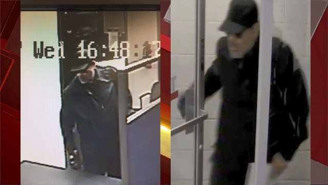 Images of a suspected robber were released by police. (Source: LVMPD)