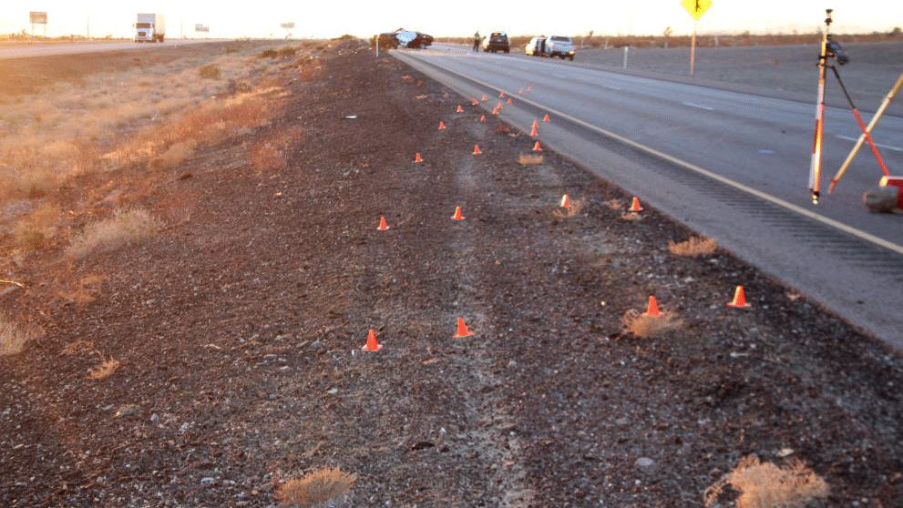 NHP investigated a deadly crash on Jan. 12, 2018. (Source: NHP)
