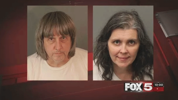 David and Louise Turpin were arrested Jan. 15, 2018 for holding their 13 children captive (FOX5).