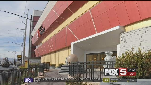 The Lucky Dragon Casino is pictured in this undated image (FOX5).