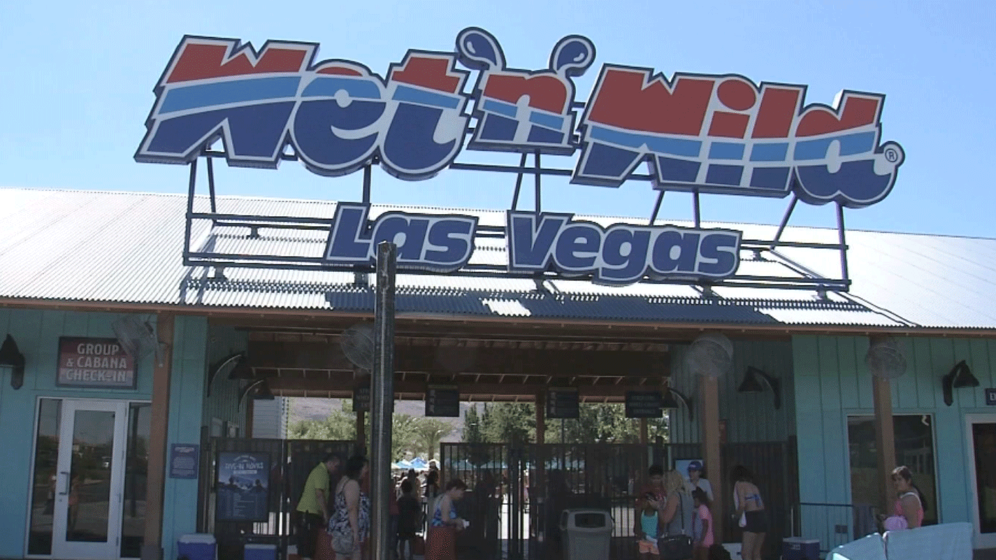 Wet'n'Wild is shown in an undated image. (File)