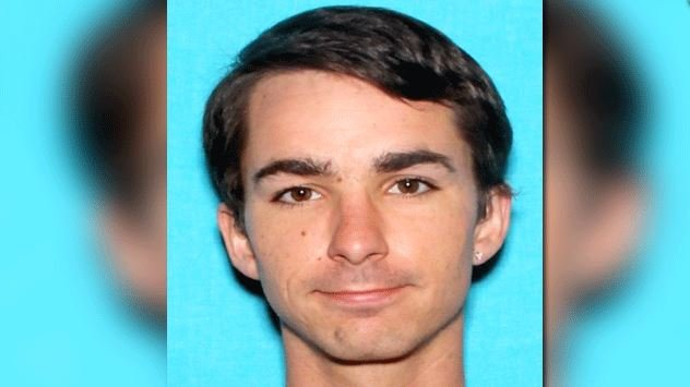 Terran Olson-Carlisle, 25, has been missing for nearly a year (LVMPD / FOX5).